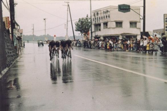 東京オリンピック 自転車競技 1964(7)日野駅西側
