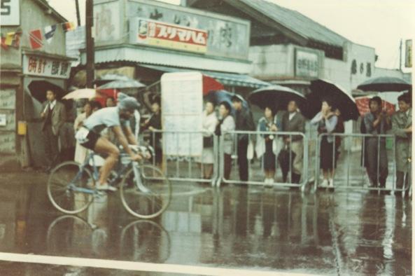 東京オリンピック 自転車競技 1964(14)日野駅東側