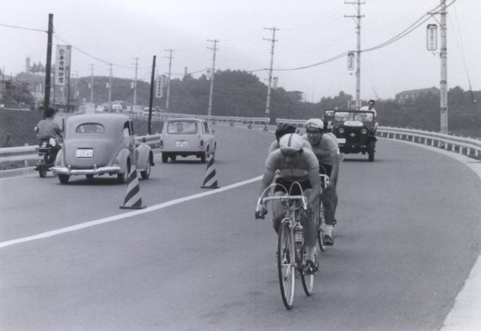 東京オリンピック自転車競技 1964(26)日野坂