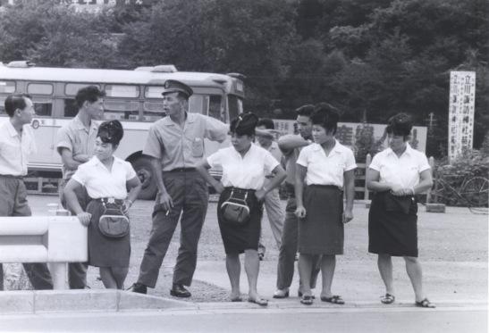 東京オリンピック 自転車競技 1964(28)日野駅西バスターミナル