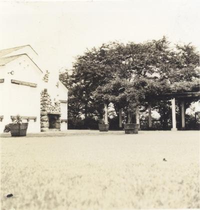 別荘(2)現矢の山公園付近 昭和30年代か