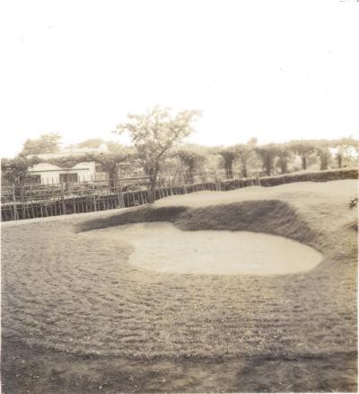 別荘(3)現矢の山公園付近 昭和30年代か