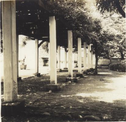 別荘(4)現矢の山公園付近 昭和30年代か