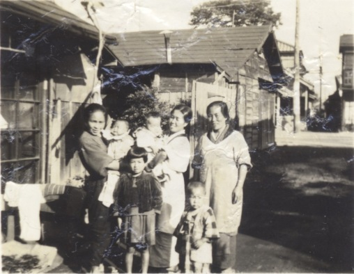 大門通り 1944