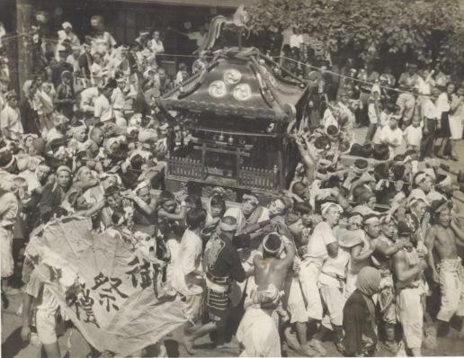 【終了】まちかど写真館 in ひの ‐ 八坂神社の祭り ‐(第44弾)