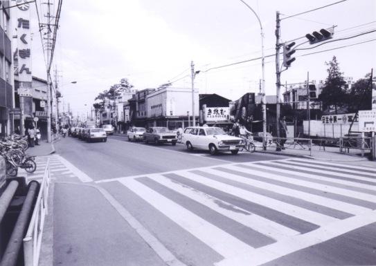 日野駅前 1977(5)