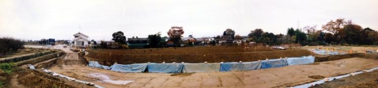旧岩澤泰宏宅付近 1985頃