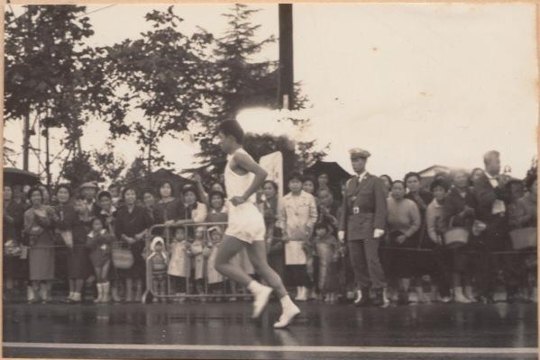 東京オリンピック 聖火リレー1964(21)