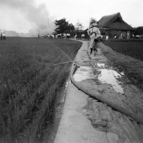 内入地区の火事(2)昭和20年代中頃