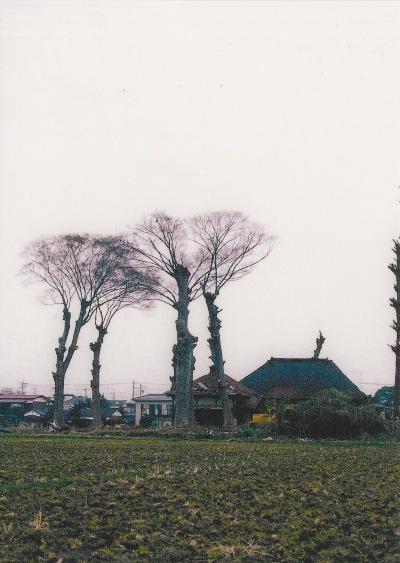 解体前の薬王寺 1988(2)