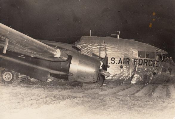米軍機墜落 1956(5)