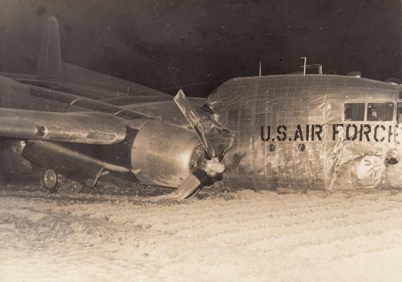 米軍機墜落 1956(6)