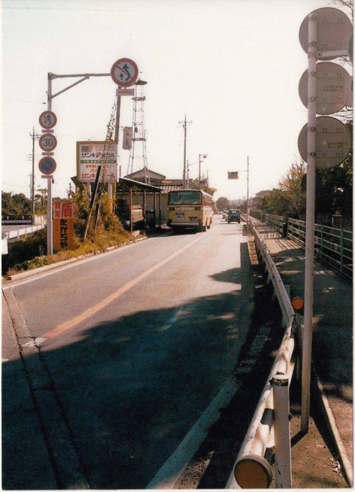 東光寺火の見櫓付近 1992