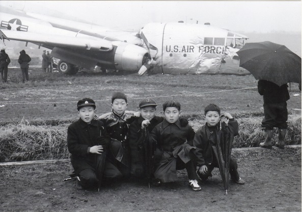 米軍機墜落 1956(7)