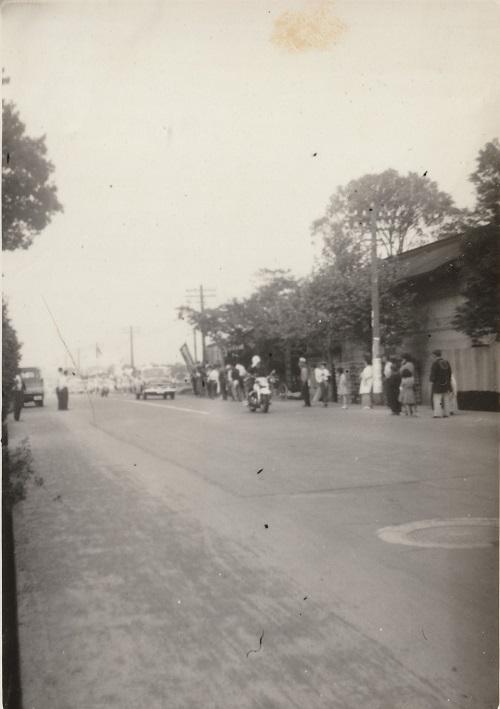 アジア大会 聖火リレー 1958 - 下河原(2)