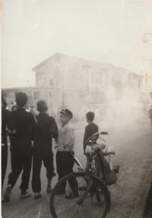 アジア大会 聖火リレー 1958 - 下河原
