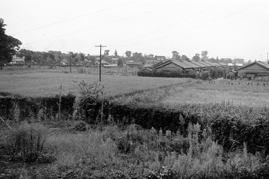 四ツ谷方面‐神鋼電機社宅 昭和30年代