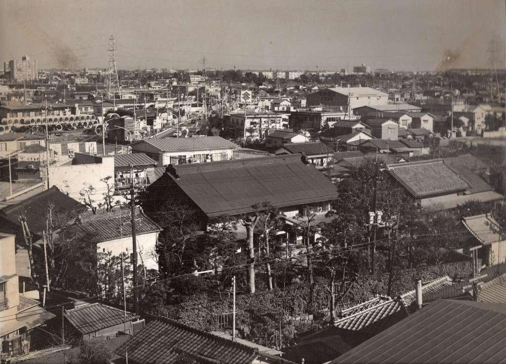 滝瀬家‐下河原 1975