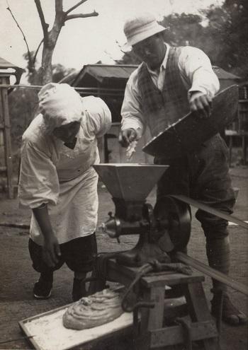 餅つき機 昭和30年代