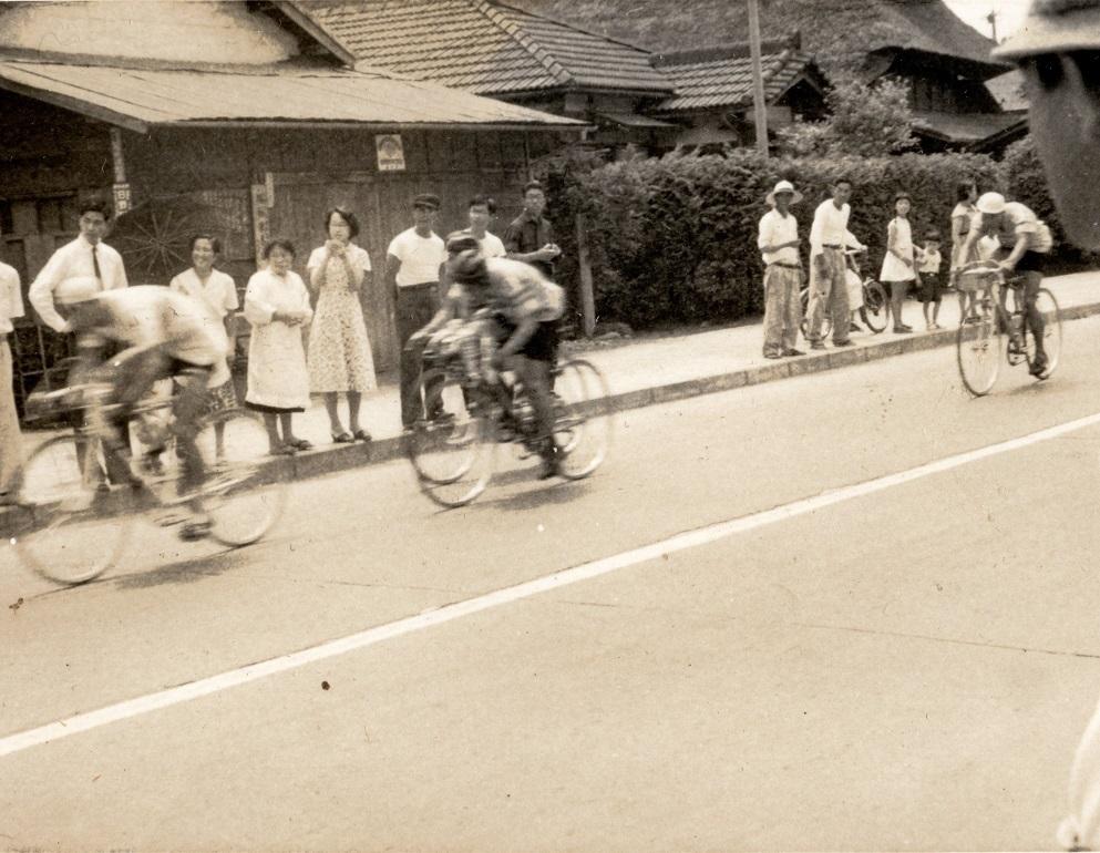アジア競技大会自転車競技1958(6)
