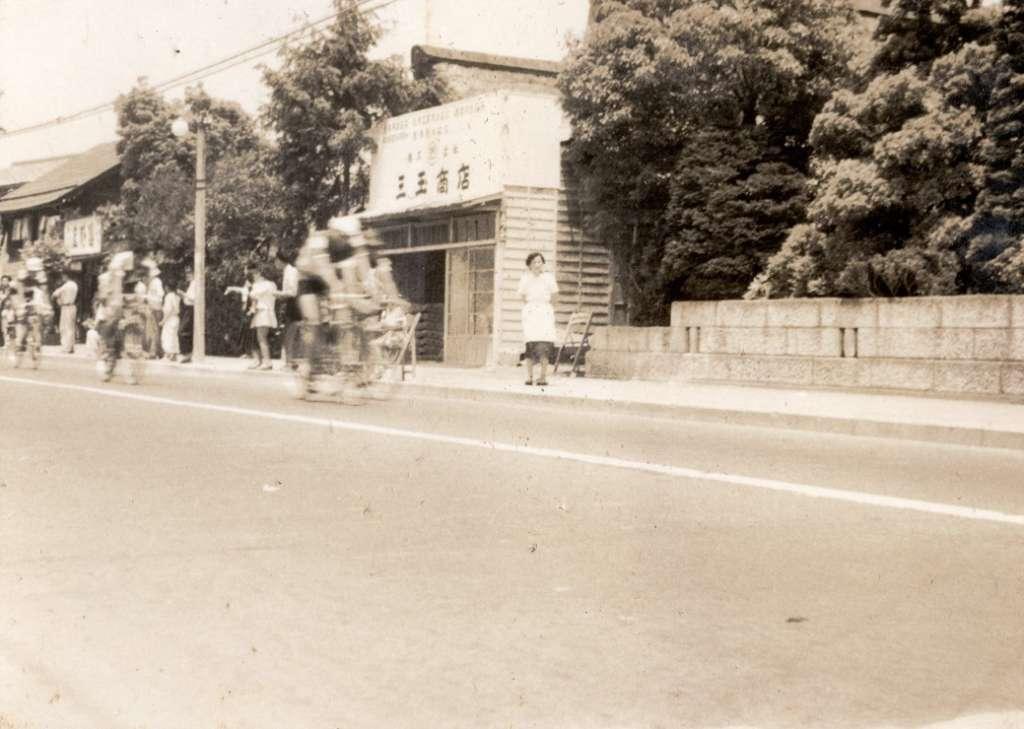 アジア競技大会自転車競技1958(3)