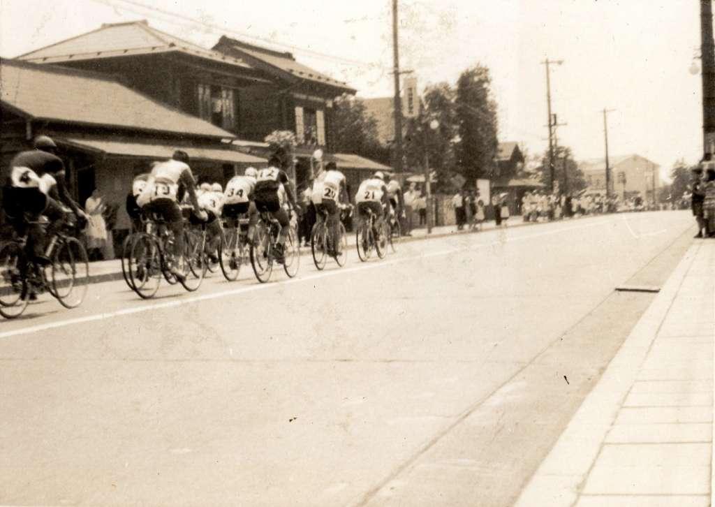 アジア競技大会自転車競技1958(4)