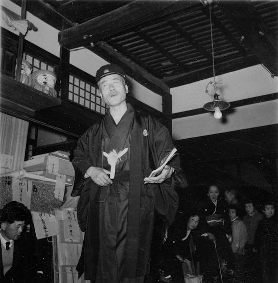 渡辺家-祝言 昭和30年代(2)