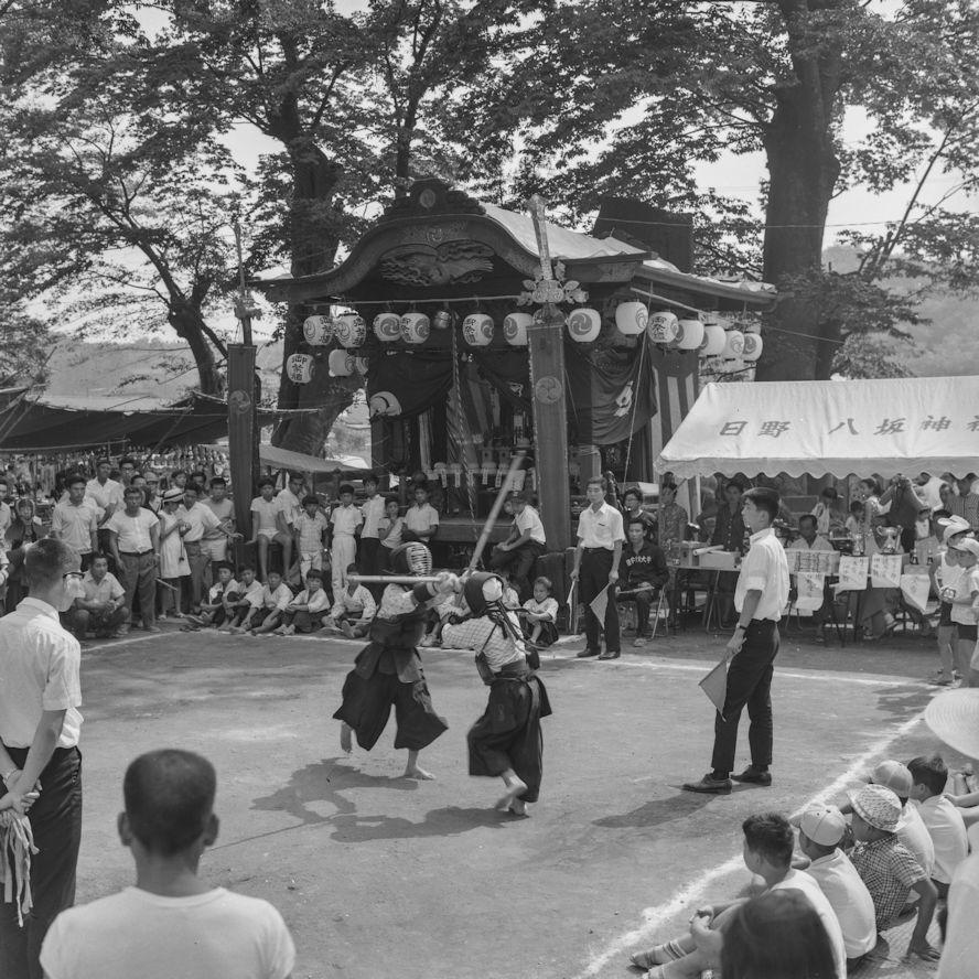 剣道大会 1967