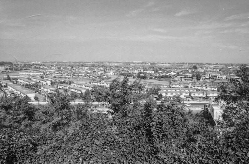 姥久保団地 1977