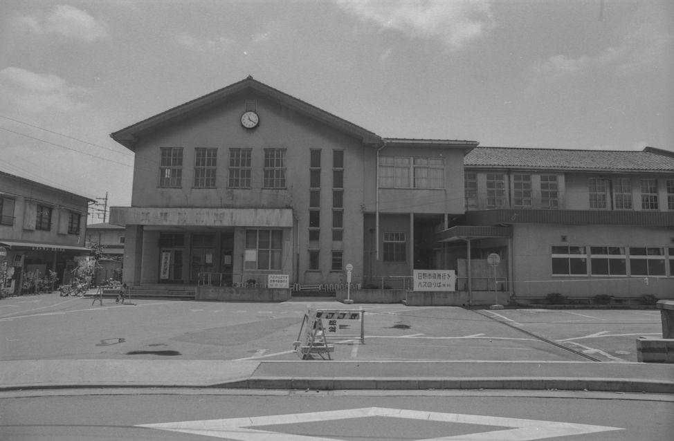 旧市役所19780702