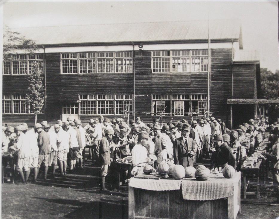 日野国民学校 昭和10年代後半