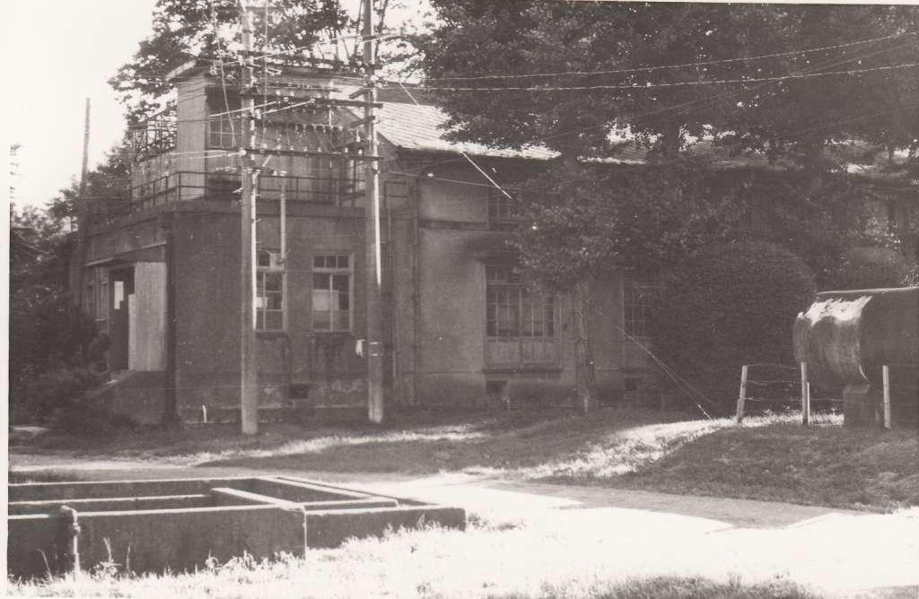 蚕糸試験場日野桑園(13)建物 1970年代後半