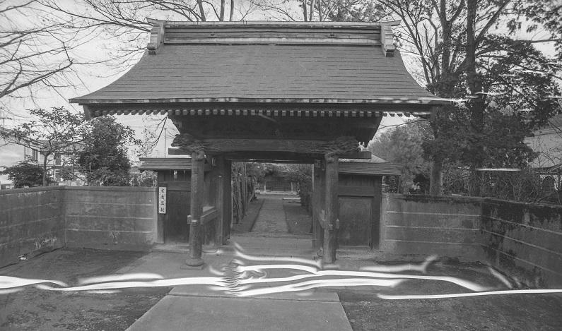 宝泉寺山門 1980-01-01