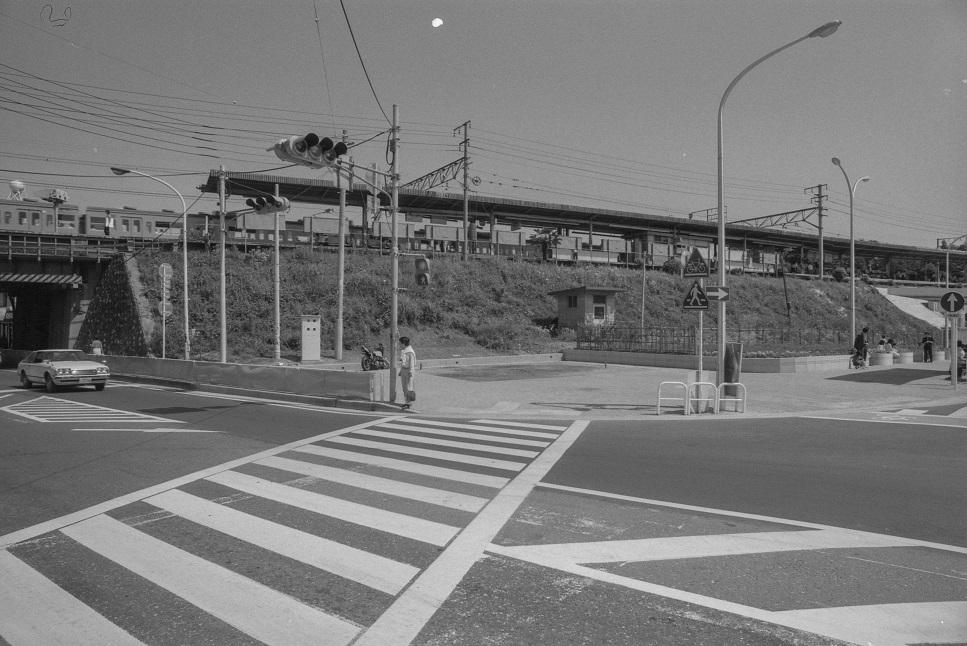 土地区画整理事業-日野駅西側 1982-05-23