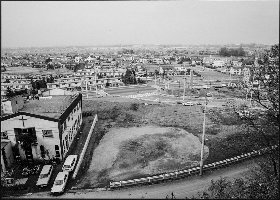 日野キリスト教会・姥久保団地 1981-12-06