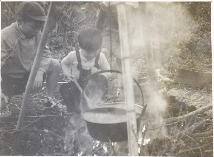 芋煮会(3) 昭和30年代
