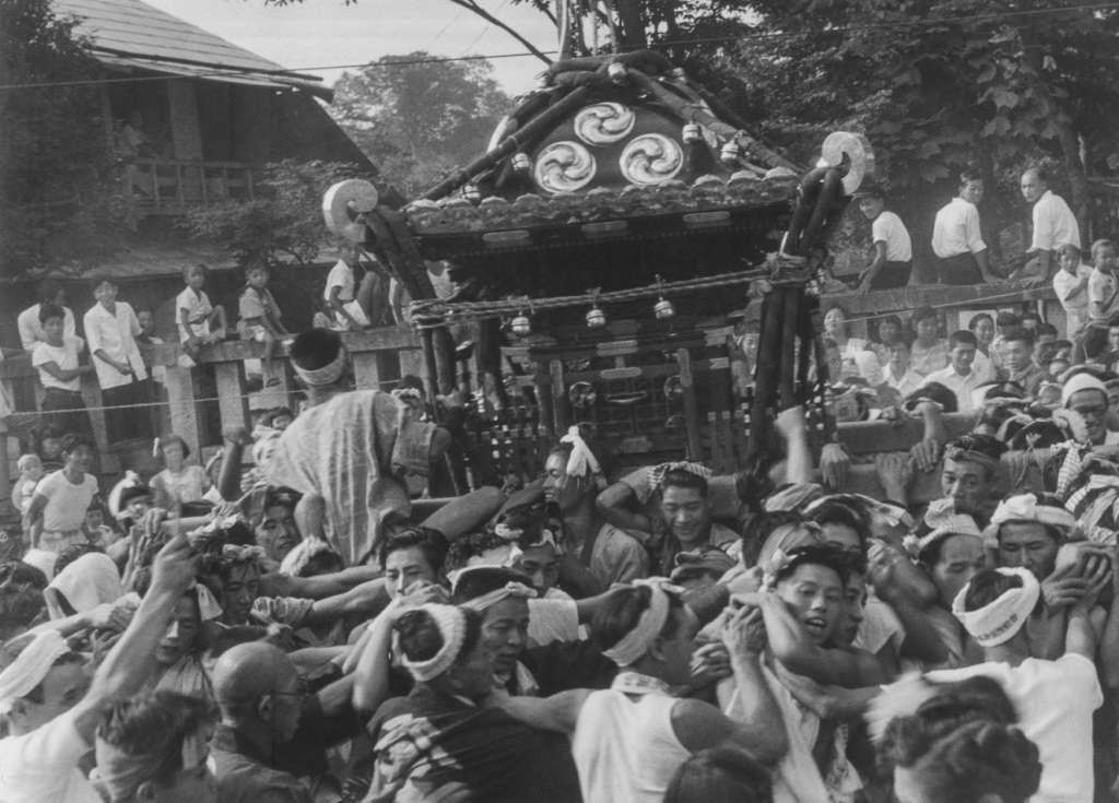 【終了】まちかど写真館 in ひの ‐ 八坂神社の祭り ‐(第66弾)